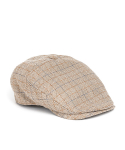 와일드 브릭스(WILD BRICKS) WP CHECK HUNTING CAP (beige)