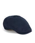 와일드 브릭스(WILD BRICKS) MELTON WOOL HUNTING CAP (navy)
