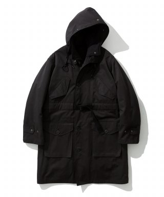 유니폼브릿지(UNIFORM BRIDGE) 19fw M1947 parka black