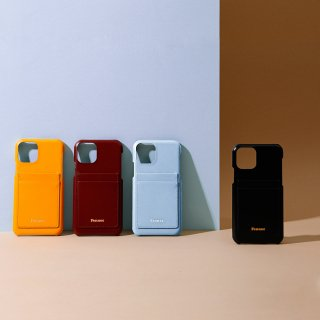 페넥(FENNEC) LEATHER iPHONE 11PRO CARD CASE (6COLORS)