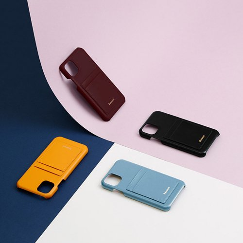 페넥(FENNEC) LEATHER iPHONE 11 CARD CASE (6COLORS)