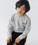 골스튜디오() (KIDS)BACK LOGO SWEATSHIRTS - GRAY