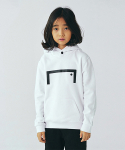 골스튜디오(GOALSTUDIO) (KIDS)STRIKER HOODIE - WHITE