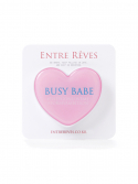 앙트레브(ENTRE REVES) BUSY BABE HEART GRIP