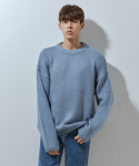 에이본() 6118 maca wool knit sky