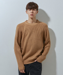 에이본() 112 over round knit beige