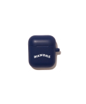위캔더스(WKNDRS) WAVY AIRPOD CASE (NAVY)