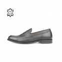 컬러콜라() LEATHER SOLE PENNY LOAFERS
