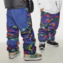 비에스래빗(BSRABBIT) BSR ACTIVE JOGGER PANTS TIGER CAMO