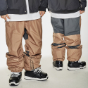 비에스래빗(BSRABBIT) BSR ACTIVE JOGGER PANTS BROWN