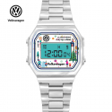 폭스바겐 와치(VOLKSVAGEN WATCH) VW-BeetleSNOW-WH