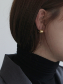 멕코이() FIT BALL EARRING
