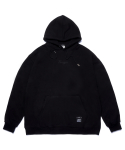 스티그마(STIGMA) PARAGON OVERSIZED HEAVY SWEAT HOODIE BLACK