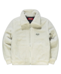 아파트먼트() (W)SOLACE FLEECE JUMPER - IVORY