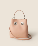 코이무이(KOIMOOI) Nana Bag (Light pink+Ivory)