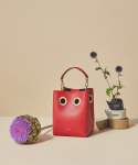 코이무이(KOIMOOI) Mini Nana Bag (Red+Black)