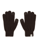 와일드 브릭스() AW BASIC TOUCH GLOVES (brown)