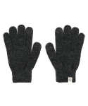 와일드 브릭스() AW BASIC TOUCH GLOVES (charcoal)
