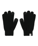 와일드 브릭스(WILD BRICKS) AW BASIC TOUCH GLOVES (black)
