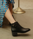리플라(LI FLA) 19B531 black ankle