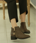 리플라(LI FLA) 19B526 brown ankle
