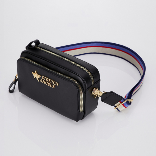 스트레치 엔젤스(STRETCH ANGELS) [파니니백] Stella PANINI bag (Black/gold)