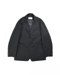 비슬로우 스탠다드(BESLOW STANDARD) 19FW NEW LOOSE FIT SINGLE JACKET BLACK