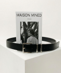 메종미네드(MAISON MINED) ESSENTIAL BELT