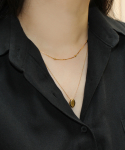 메이딘리() Omelette necklace