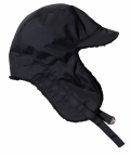 슬리피슬립(SLEEPYSLIP) [unisex]F/W REVERSIBLE SATIN TROOPER HAT NAVY