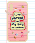 MD IPHONE CASE(PINK)