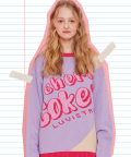 MD CHERRY COKE KNIT(PINK)