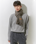 에이본(THE-ABON) 1984 so basic scarf khaki