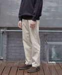 밸런스우드() CELINE TWILL FATIGUE PANTS (IVORY)