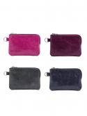 논시즌 바이 마지셔우드(NONSEASON BY MARGESHERWOOD) ZIPPER CARD WALLET_4colors
