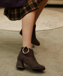 리플라(LI FLA) 19B540 darkbrown ankle
