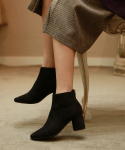 리플라(LI FLA) 19B536 black ankle