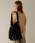 Drawstring Bag_Black