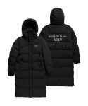 아크메드라비() ADLV OVERSIZED LONG DUCK DOWN BLACK