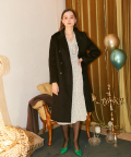 Basic Wool Coat_ Black