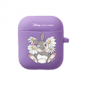 하이칙스(HIGH CHEEKS) Flower Thumper AirPod Case_Violet