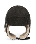 와일드 브릭스(WILD BRICKS) HBT WOOL TRAPPER HAT (brown)