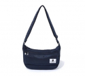 베이프() PADDED NYLON SHOULDER BAG