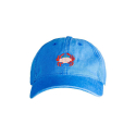 하딩레인(HARDING-LANE) Adult`s Hats Crab on Cobalt Blue