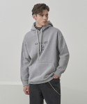 코우코우() Analogue Over Hoodie_Gray