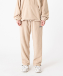 하이드(HIDE) [남녀공용] Future Fleece Pants_Beige