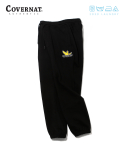 커버낫() COVERNAT x M/G LAUNDRY SWEAT PANTS BLACK