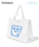 커버낫() COVERNAT x M/G LAUNDRY BAG WHITE