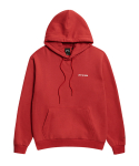 골스튜디오(GOALSTUDIO) LIVE THE GOAL HOODIE - RED
