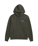 골스튜디오(GOALSTUDIO) LIVE THE GOAL HOODIE - KHAKI